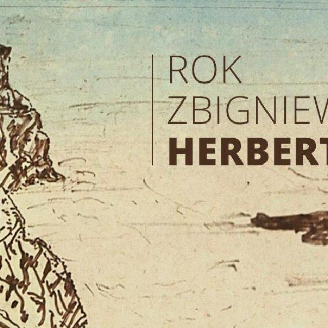 Poezja Zbigniewa Herberta w interpretacjach